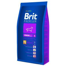 Brit Premium Senior Small 1kg