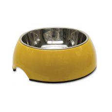Miska pre psa DOG FANTASY,  0,70L - žltá