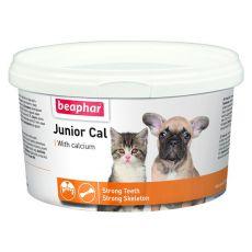 Junior Cal - doplnok stravy pre šteňatá a mačiatka, 200g