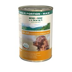 BEWI DOG , Hydina - 1200 g konzerva