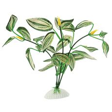 Hodvábna rastlina do akvária - plastová, 20cm
