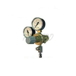 "Redukčný ventil CO2 - závit G3/4"" + ihlový ventil (2x manometer)"