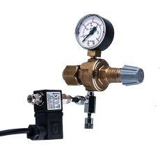 """Redukčný ventil CO2 + ihlový a elektromagnetický ventil, G3/4"""""""