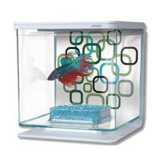 Akvárium MARINA Geo Bubbles 2l, plastové