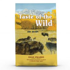 TASTE OF THE WILD High Prairie Canine 2kg