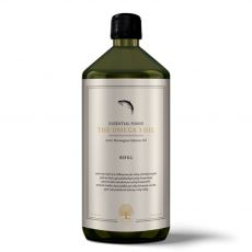 ESSENTIALFOODS Omega 3 Oil - 100 % lososový olej, 1 l