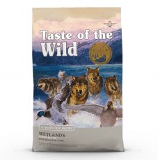 TASTE OF THE WILD Wetlands Canine 2kg