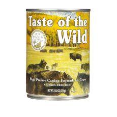 TASTE OF THE WILD High Prairie Canine - konzerva, 374g