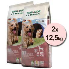 BEWI DOG MINI SENSITIVE 2 x 12,5kg