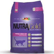 NUTRA GOLD HOLISTIC Finicky Adult Cat 7,5kg