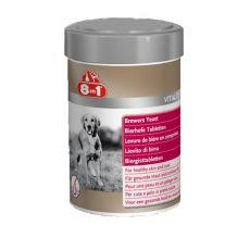 Pivovarské kvasnice pre psov 8 in 1 VITALITY - 260 tbl