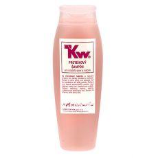 Kw - Proteínový šampón pre mláďatá psov a mačiek, 250ml