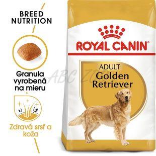 ROYAL CANIN Golden Retriever Adult granule pre dospelého zlatého retrievera 12 kg