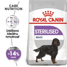 ROYAL CANIN Maxi Sterilised granule pre kastrované veľké psy 3 kg